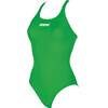 arena Solid Swim Pro Swimsuit Women green